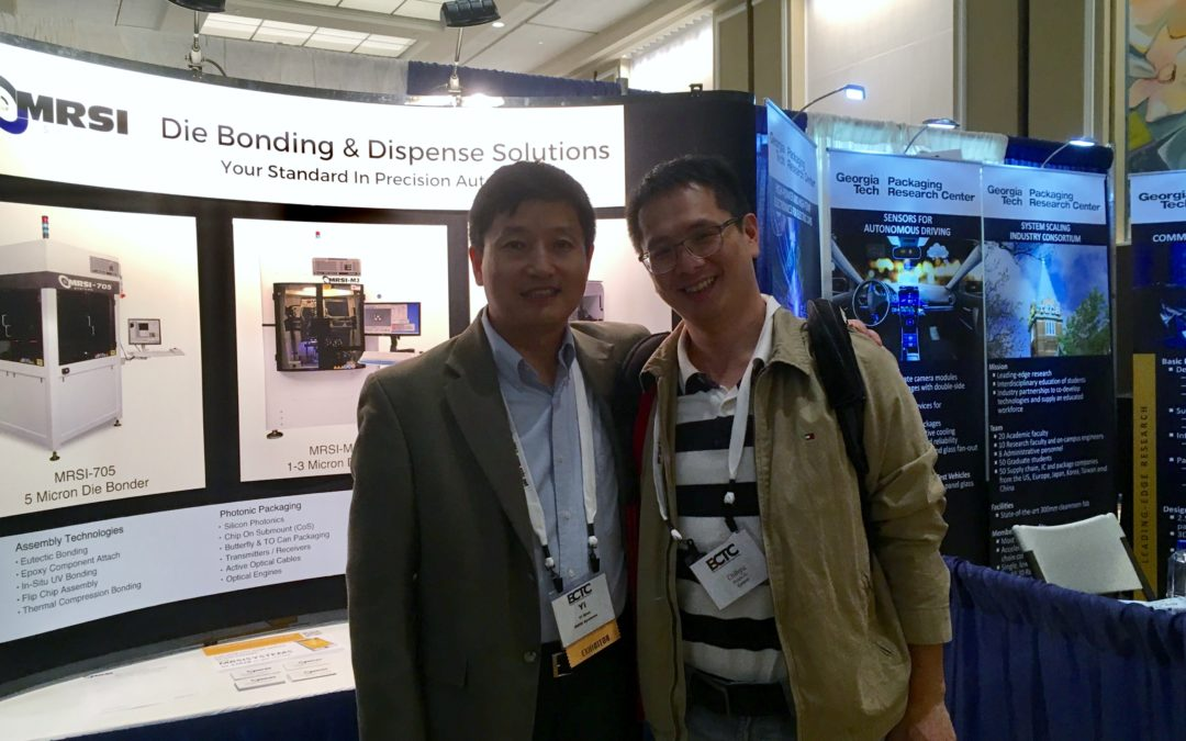MRSI Participated in the 2017 Electronic Components and Technology Conference(ECTC)