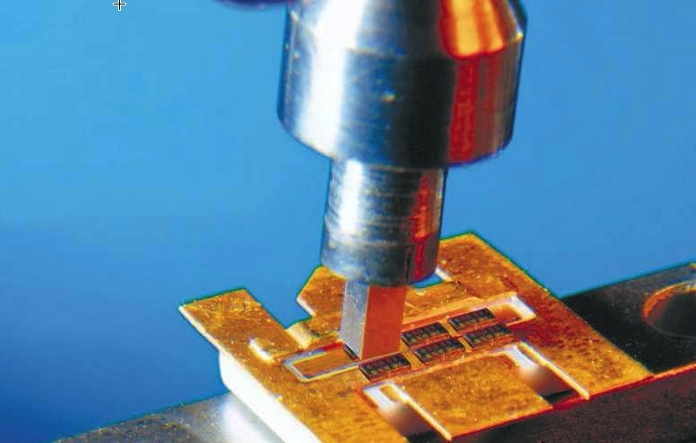 Challenges in Die Bonding of Gallium Nitride High Power Devices