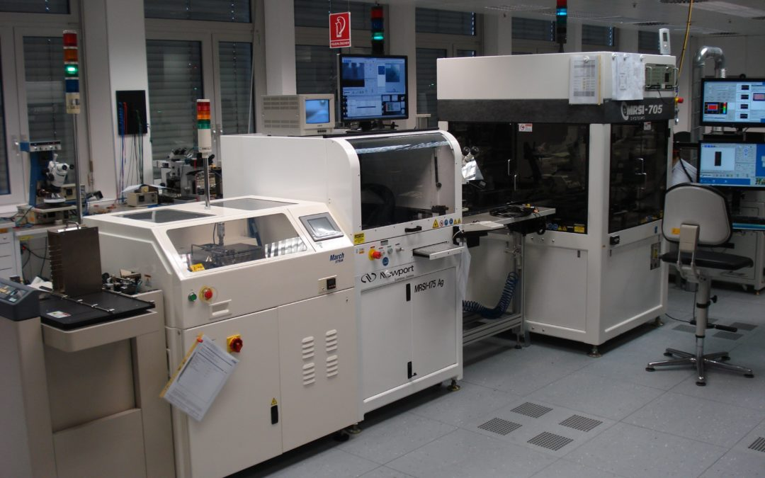 Case Study – MRSI Systems Automated Microwave Hybrid Manufacturing at TESAT-Spacecom (TESAT)