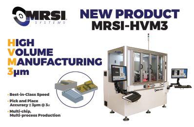 MRSI-HVM3 New Product