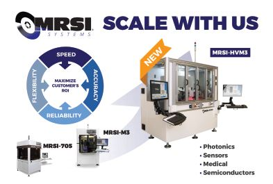 MRSI Systems Scale with Us